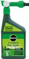 Miracle-Gro Evergreen Fast Green - 1L Spray & Feed